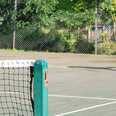 Tennis in the Park