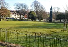 Fenced Play Area