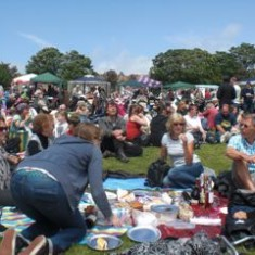 Cakers Park - the perfect picnic place