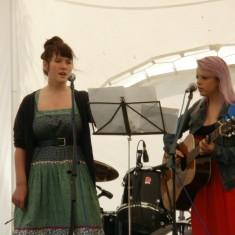 Ruby Dara duet at 2012 picnic