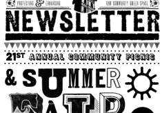 Read our Summer 2015 Newsletter