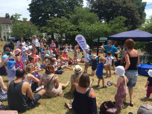 Blakers Park Summer Fair and Picnic 2018